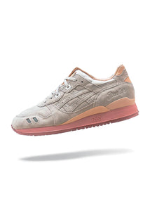 "ASICS Gel-Lyte III Packer Shoes ""Dirty Buck"" (Special Box)"