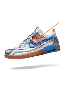 Nike Air Rubber Dunk Off White UNC