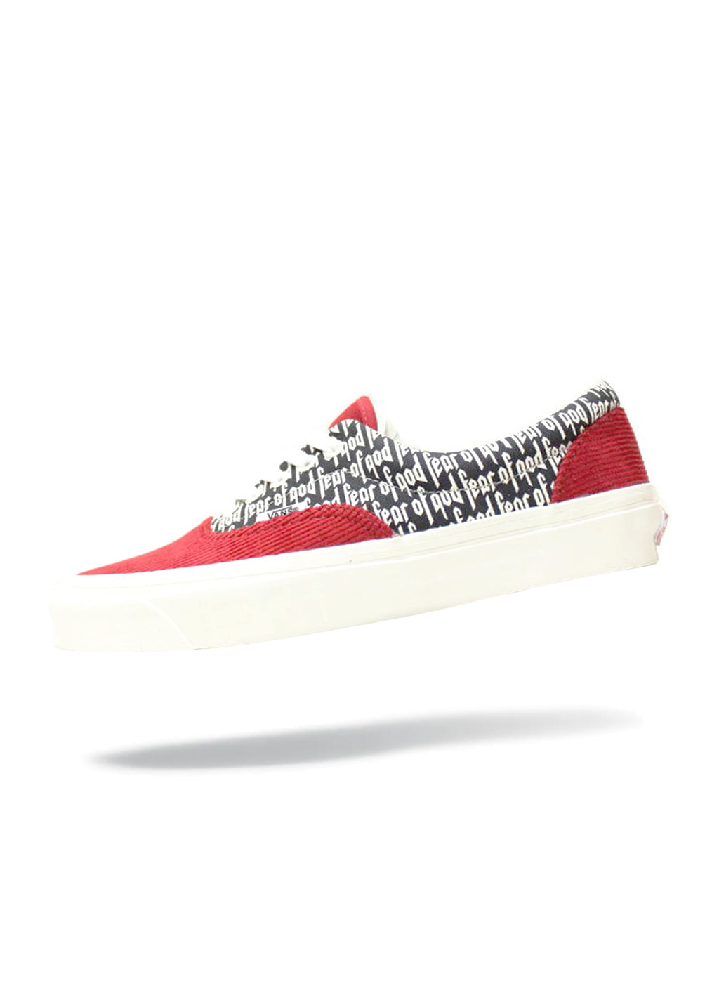 Vans Era 95 DX Fear of God Red
