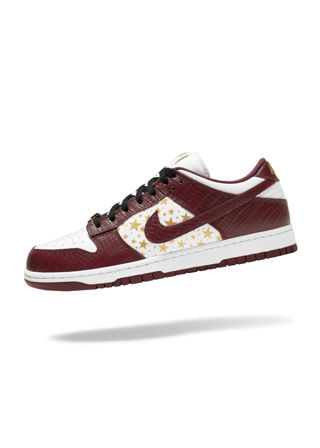 Nike SB Dunk Low Supreme Barkroot Brown