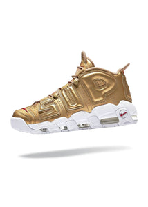 "Air More Uptempo Supreme ""Suptempo"" Gold"