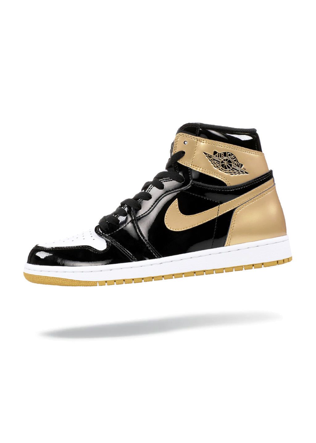 Jordan 1 Retro High Gold Top 3
