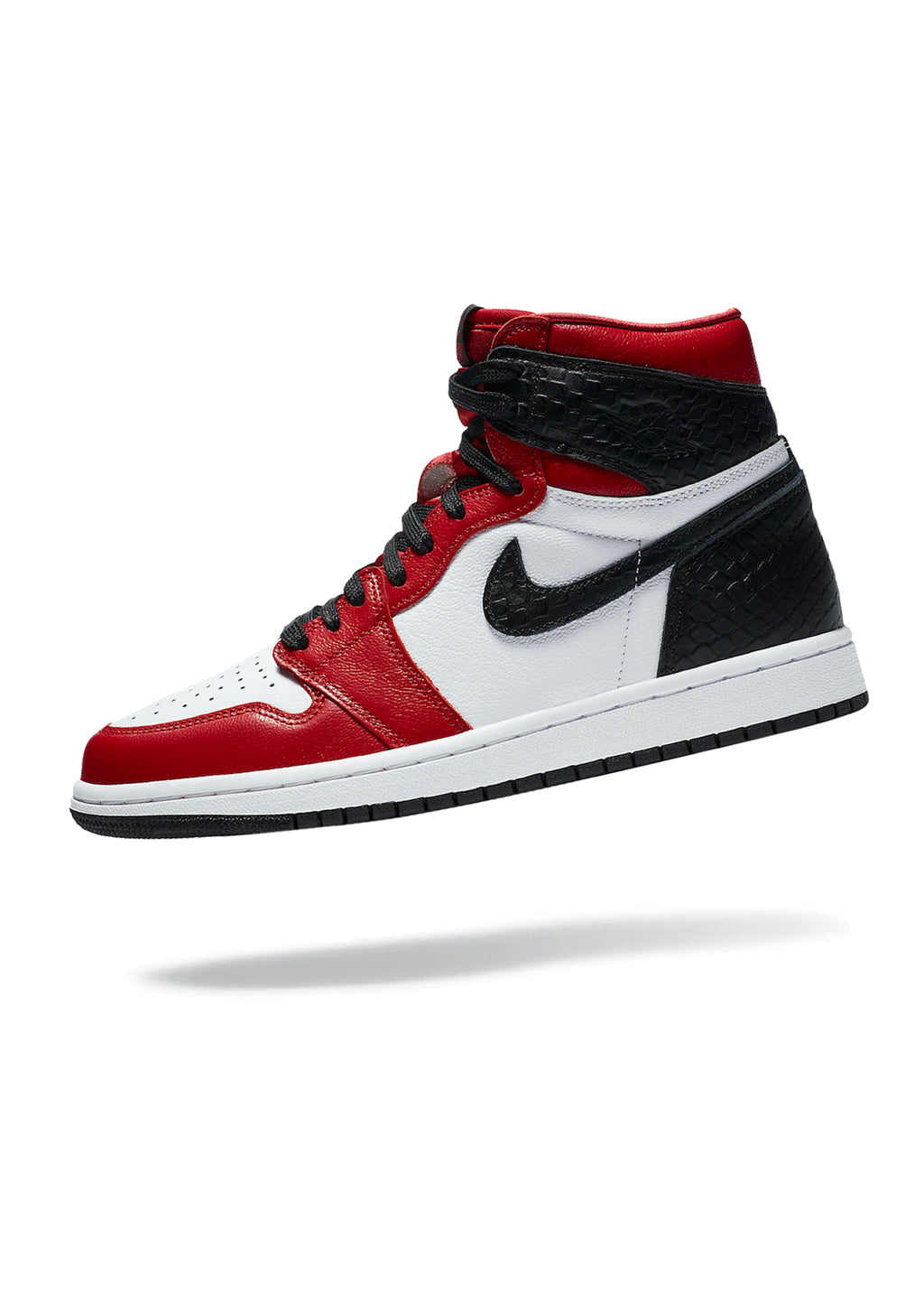 Jordan 1 high  Satin Snake Chicago