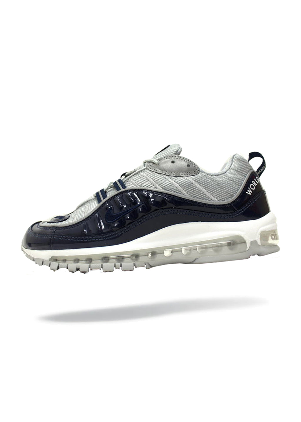 Air Max 98 Supreme Obsidian