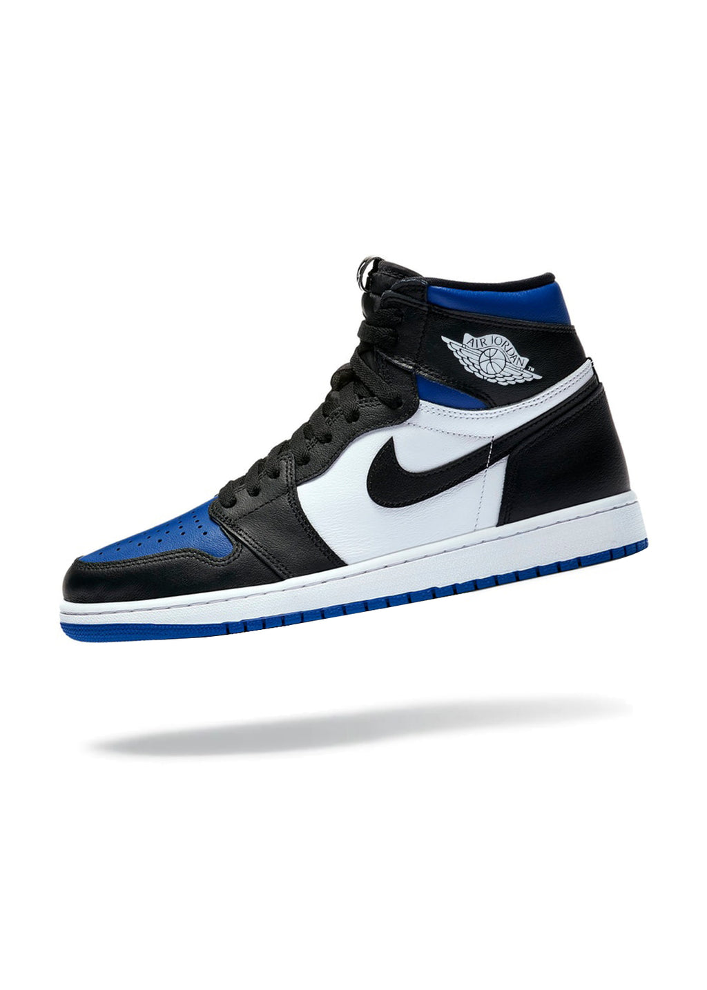 Jordan 1 high Royal Toe