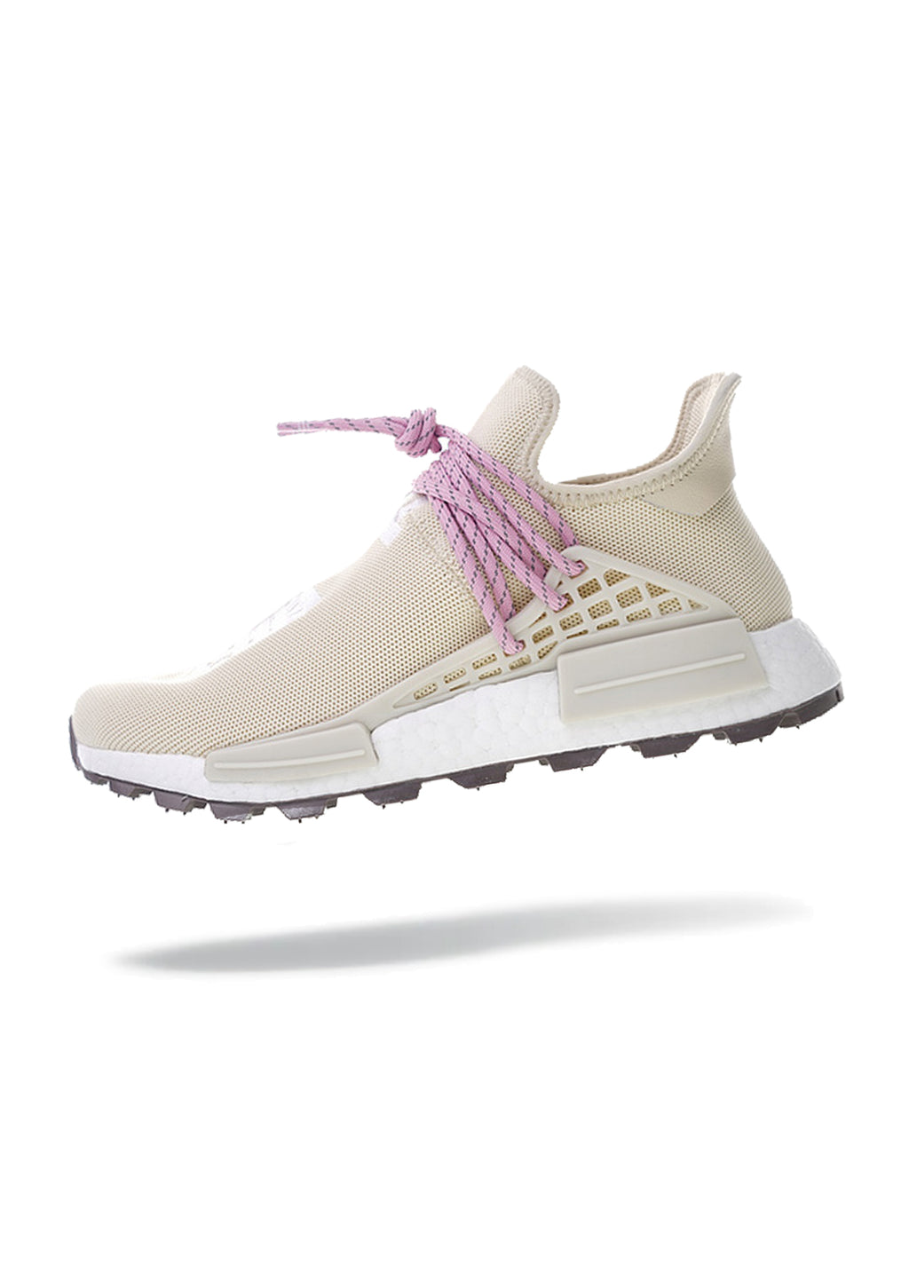 Adidas NMD HU Pharrell NERD Cream JAPAN EXCLU
