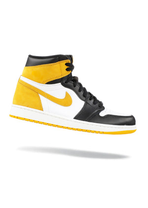Jordan 1 Retro High Yellow Ochre
