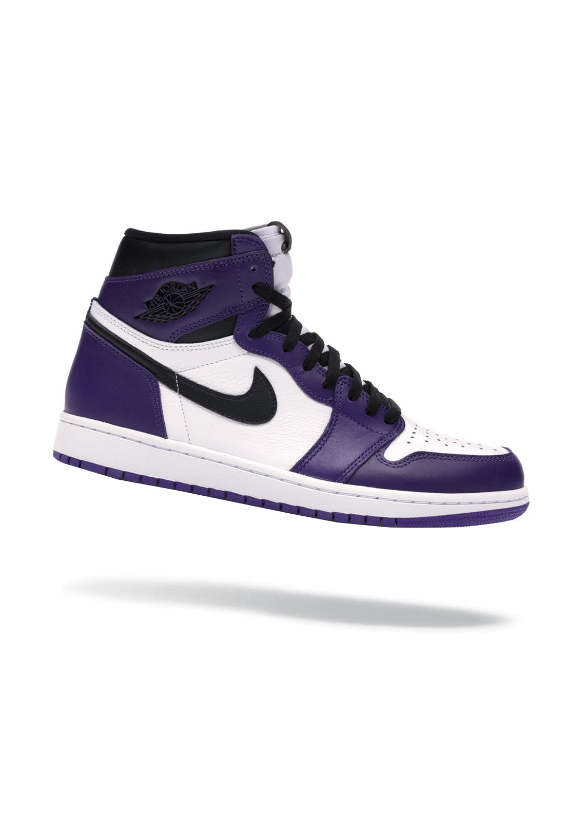 Jordan 1 high Purple court 2.0