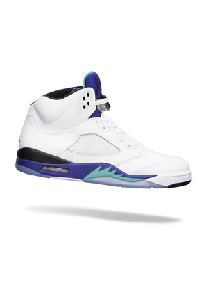 Jordan 5 Retro Grape Fresh Prince