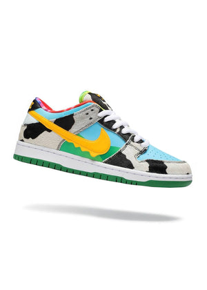 Nike Dunk SB Ben & Jerry's SP Box