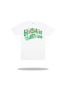 Billionaire Boys Club x Hebru Army Arch SS White Tee