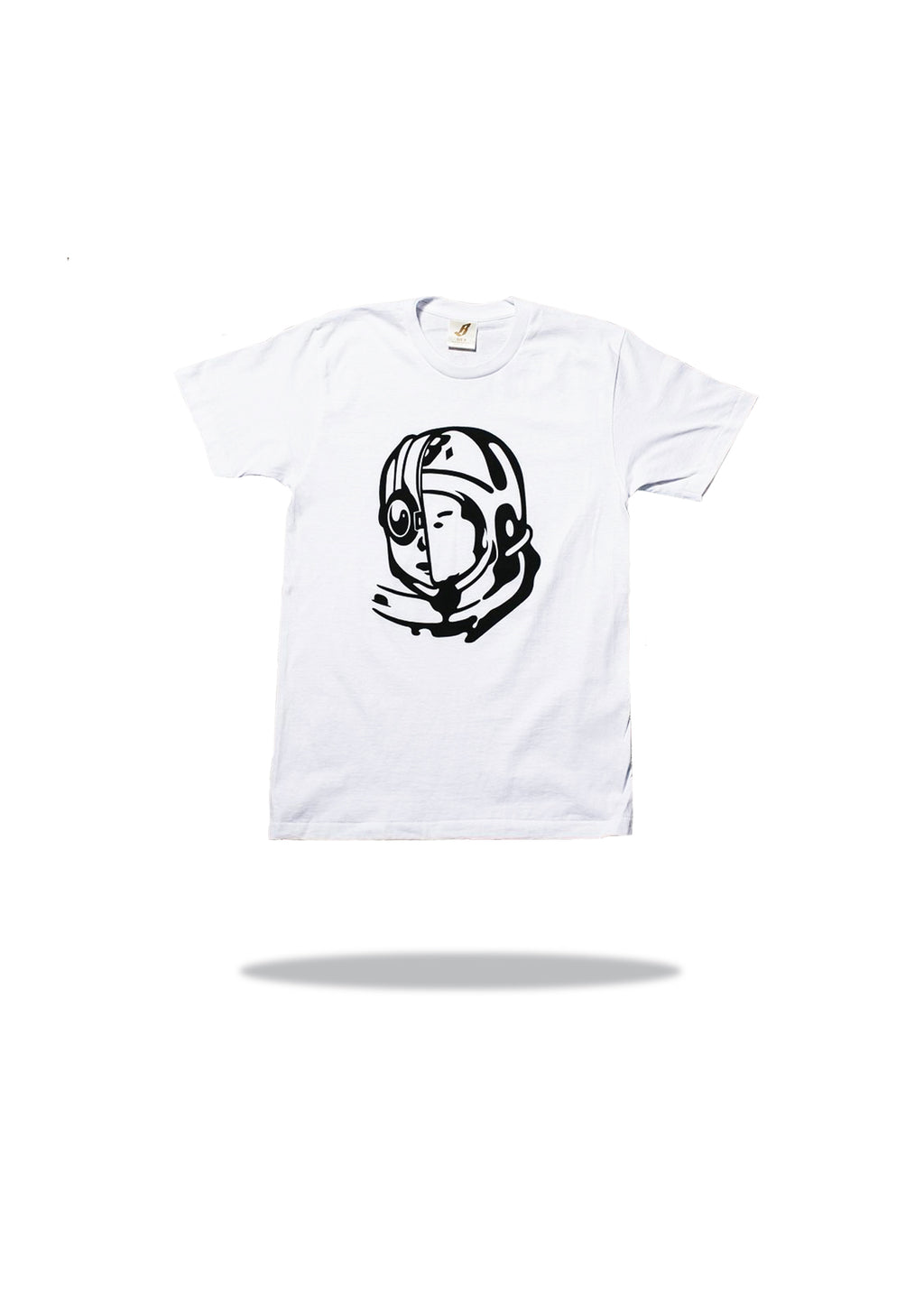 Billionaire Boys Club x Hebru Split Helmet Tee White