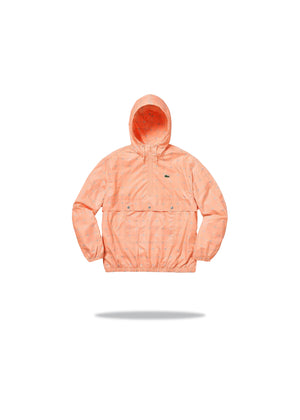 Supreme Lacoste Reflective Nylon Jacket Peach