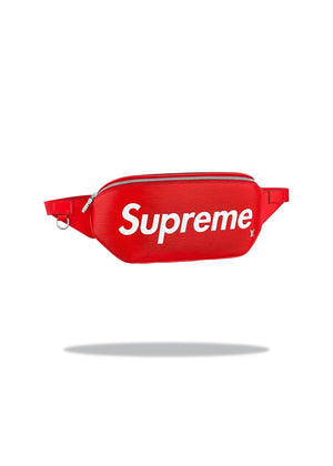 Louis Vuitton x Supreme Red Bumbag