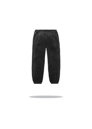 Supreme x Lacoste Velour Pants Black