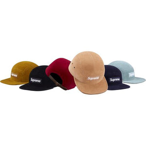 Supreme corduroy Camp Cap