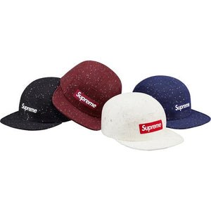 Supreme Sequins Camp Cap