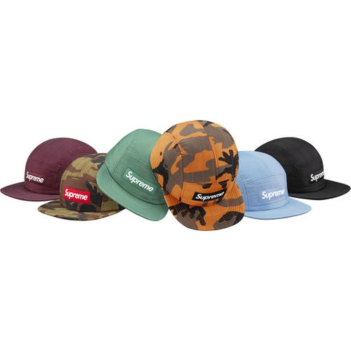 Supreme Taffeta Quilted Camp Cap