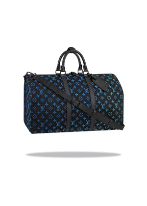 Louis Vuitton Keepall LED Monogram 50 Black