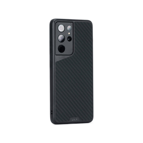 Carbon Fibre Unbreakable Galaxy S21 Ultra Case