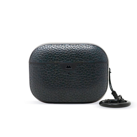 Black Leather AirPods Pro Case From Mous