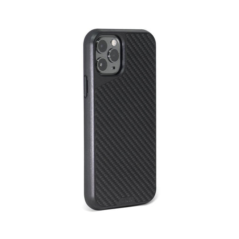 Fibra de Carbono Fuerte iPhone 11 Pro Max Case
