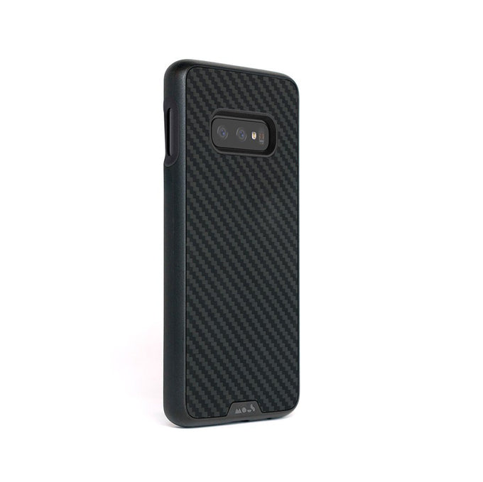 Carbon Fibre Indestructible Samsung S10 E Case