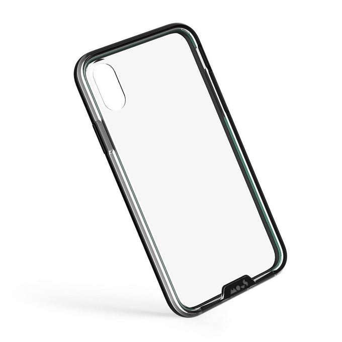 Clear Indestructible iPhone X et XS Coque