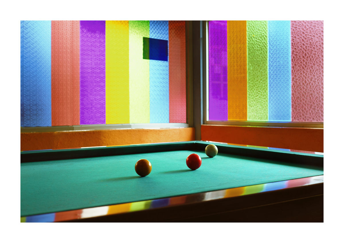 POOL TABLE - ECUADOR