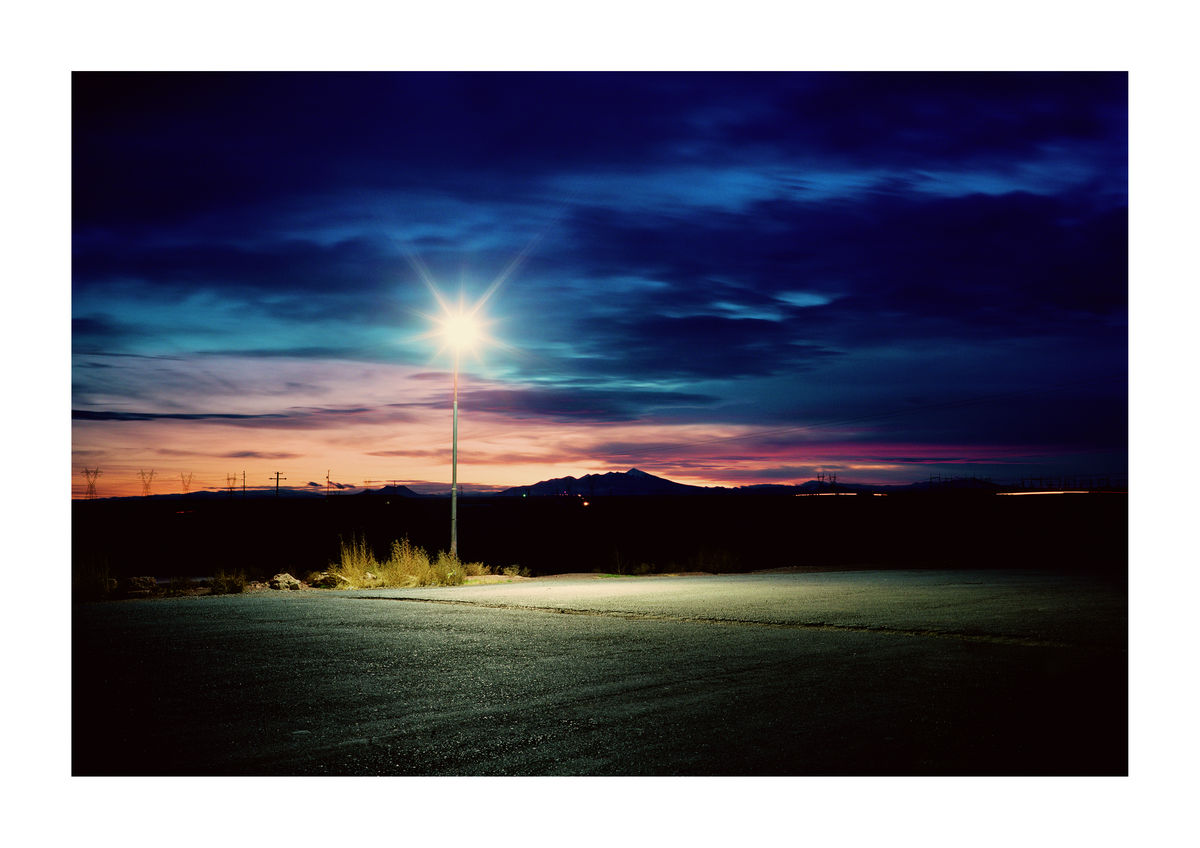 STREETLAMP - ARIZONA