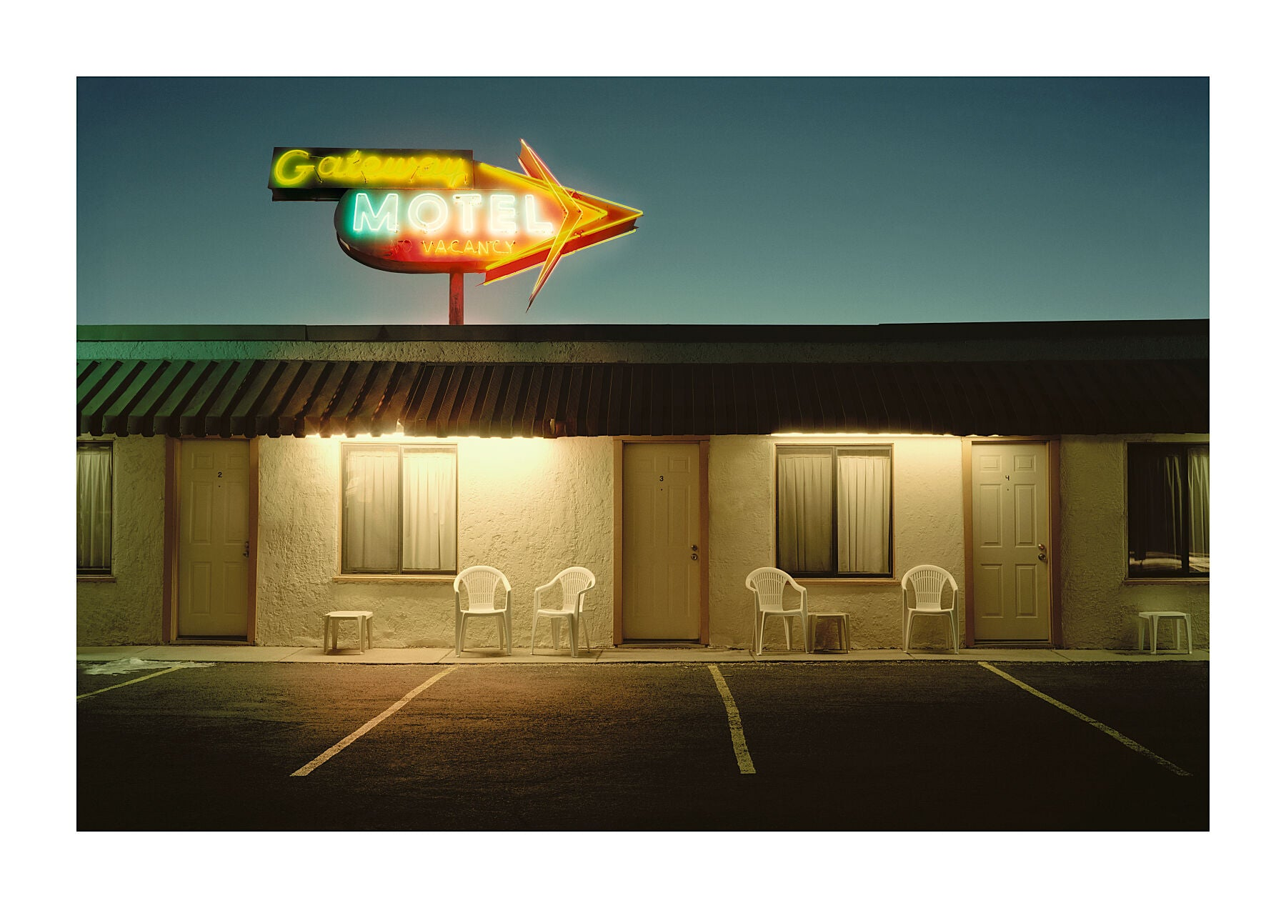 GATEWAY MOTEL - NEW MEXICO