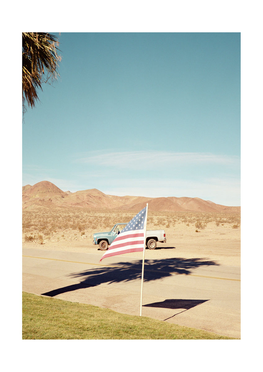 CAR FLAG - ARIZONA