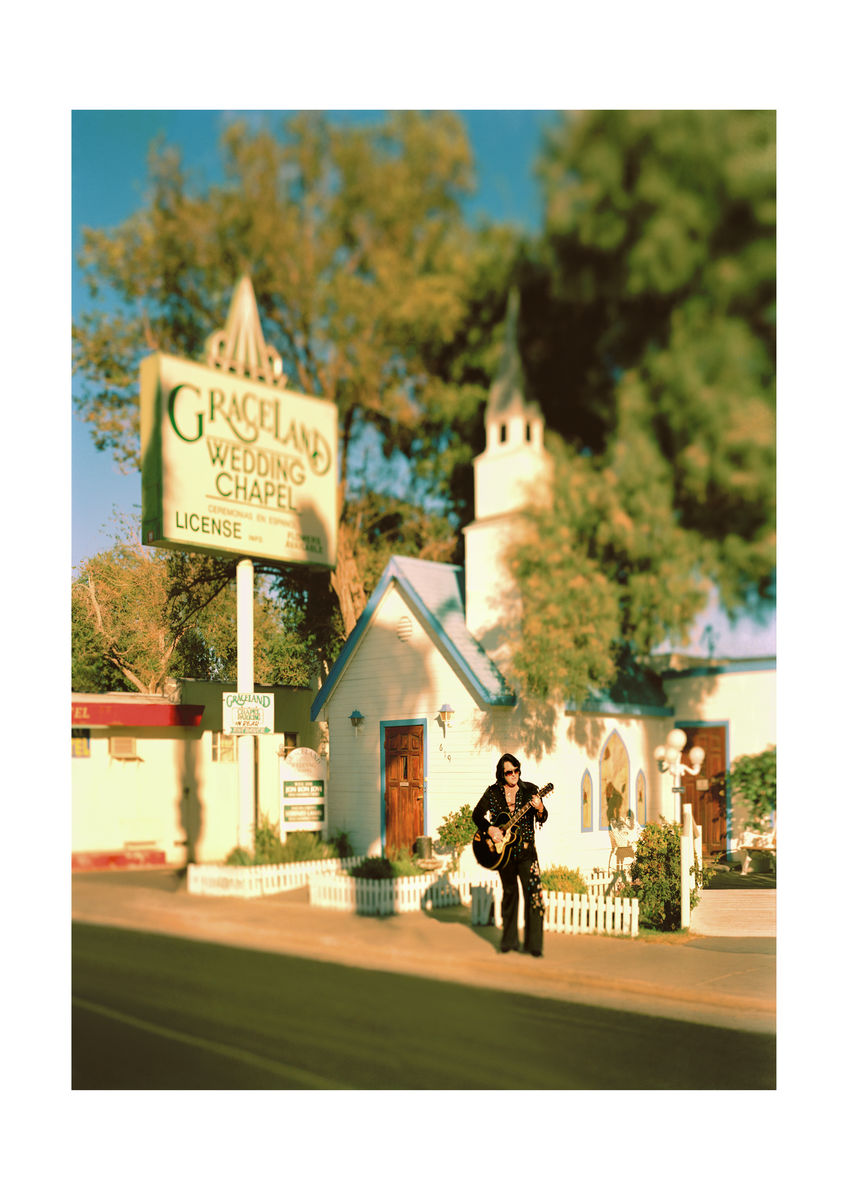 ELVIS & WEDDING CHAPEL - LAS VEGAS
