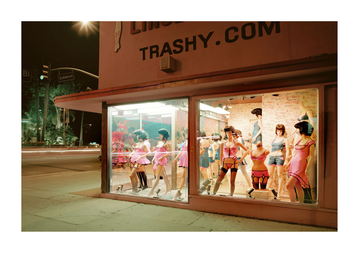 TRASHY SHOP - LOS ANGELES