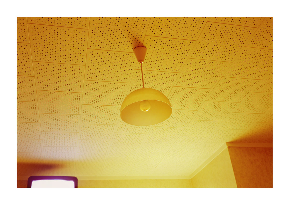MOTEL CEILING - NEW ZEALAND