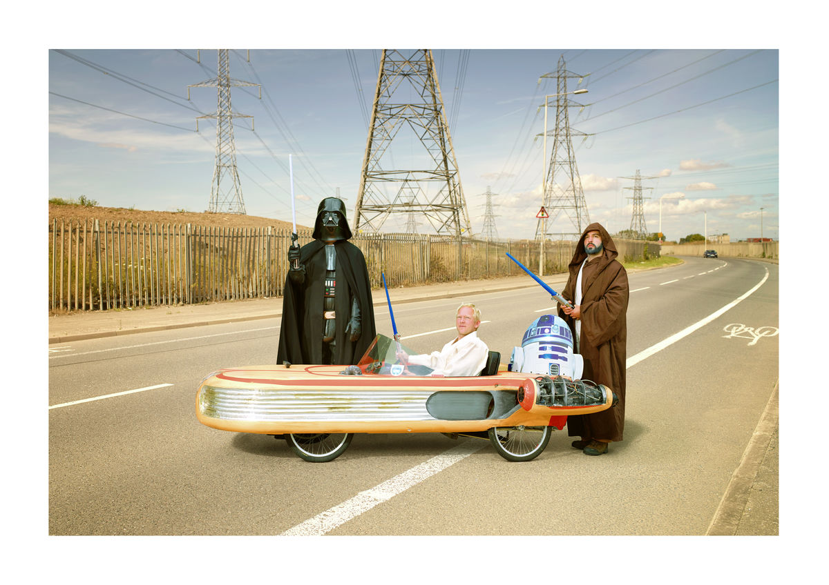 SOAPBOX RACERS STARWARS - LONDON