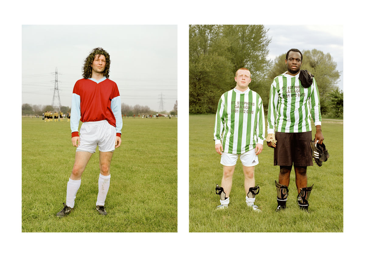 REALITY FOOTBALL - HACKNEY MARSHES