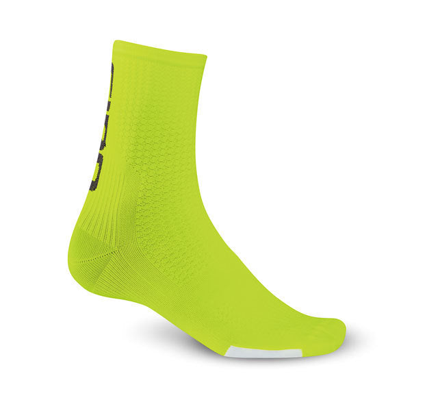 HRC TEAM SOCKS (HIGHLIGHT YELLOW/BLACK)