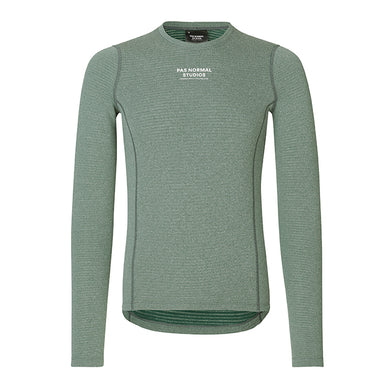 HEAVY LONG SLEEVE BASE LAYER (GREEN)