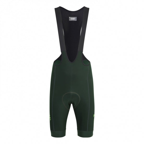 FLEECE BIB (DARK GREEN)