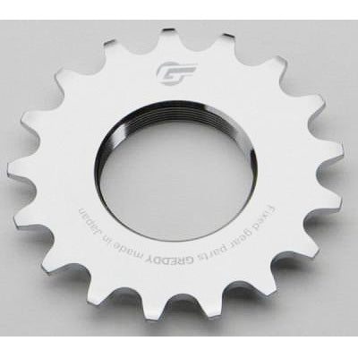 GREDDY FIXED-GEAR COG ALUMI 17T CP