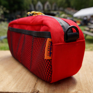 MESH POCKET BAR BAG CORDURA
