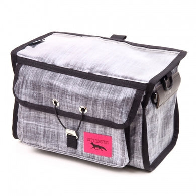 Paloma Handlebar Bag X-PAC (HEATHER)