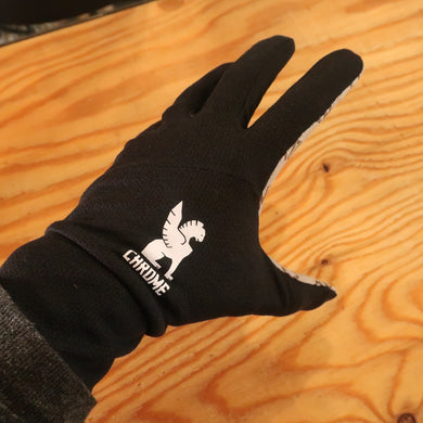 POWER DRY GLOVE (BLACK)