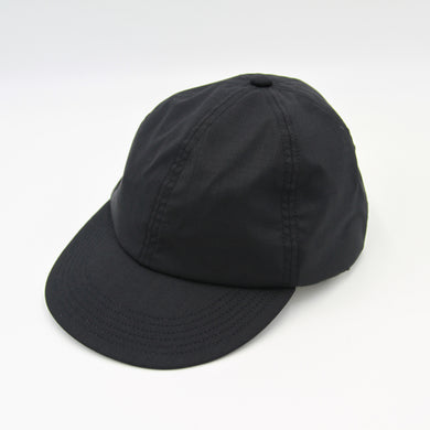 FLIP UP B-CAP MERINO WOOL(BLACK)