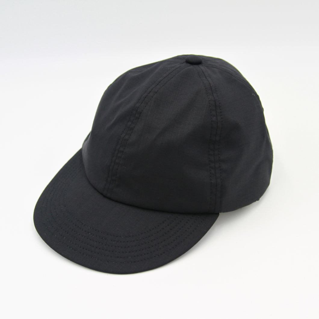FLIP UP B- CAP MERINO WOOL(BLACK)