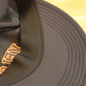 Flip Up B Cap supplex®︎(BLACK)