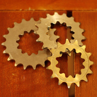 Fixed cogs 1/8