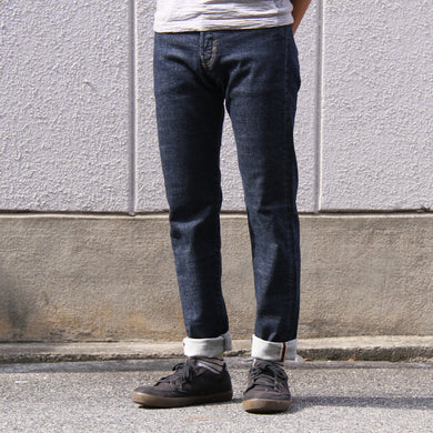 HIGH KICK JEANS (ONE WASH)