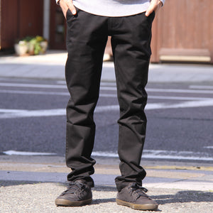 CHICO CHINO (BLACK)